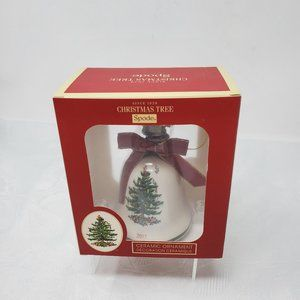 Spode CHRISTMAS TREE 2017 ornament
